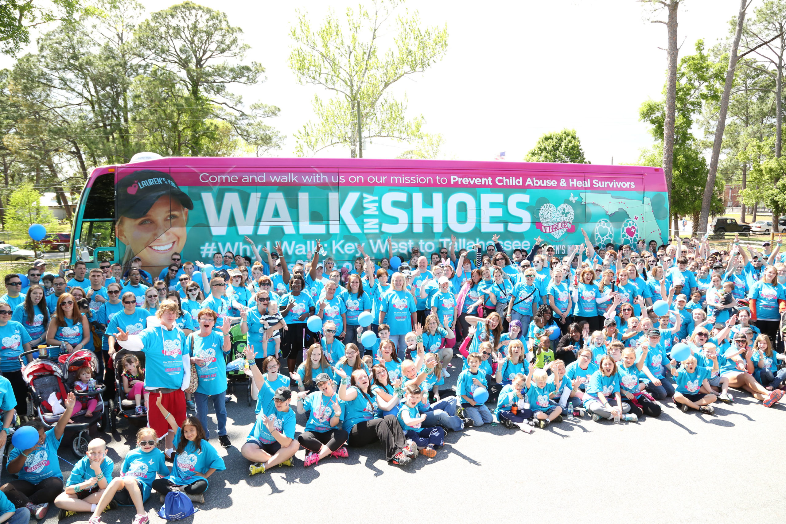 2015 Walk in My Shoes Florida